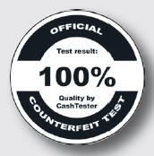 100% patikrintas Europos Centrinio Banko, 100% Europos centrinio banko garantija, ECB garantija